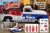 PRE-ORDER ONLY 1:18 Die-Cast Cooter's Garage Tow Truck (includes 1:18 Hoggoco Gas Pump)