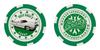 Cooter's Poker Chip - Boss Hogg's Caddy - Green