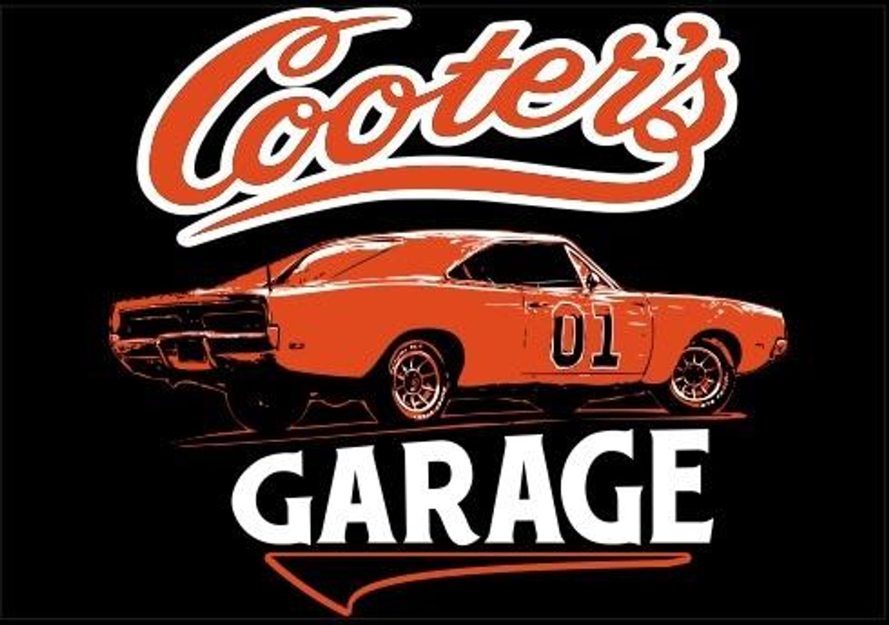 Postcard Cooter's Classic