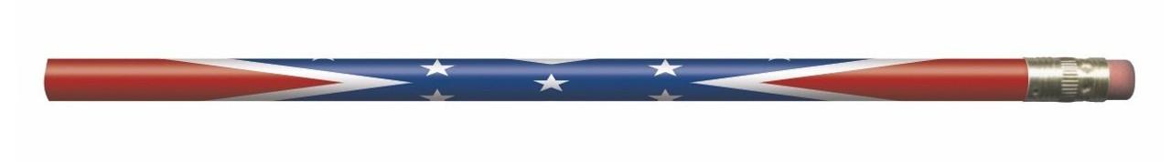 Rebel Flag Pencil