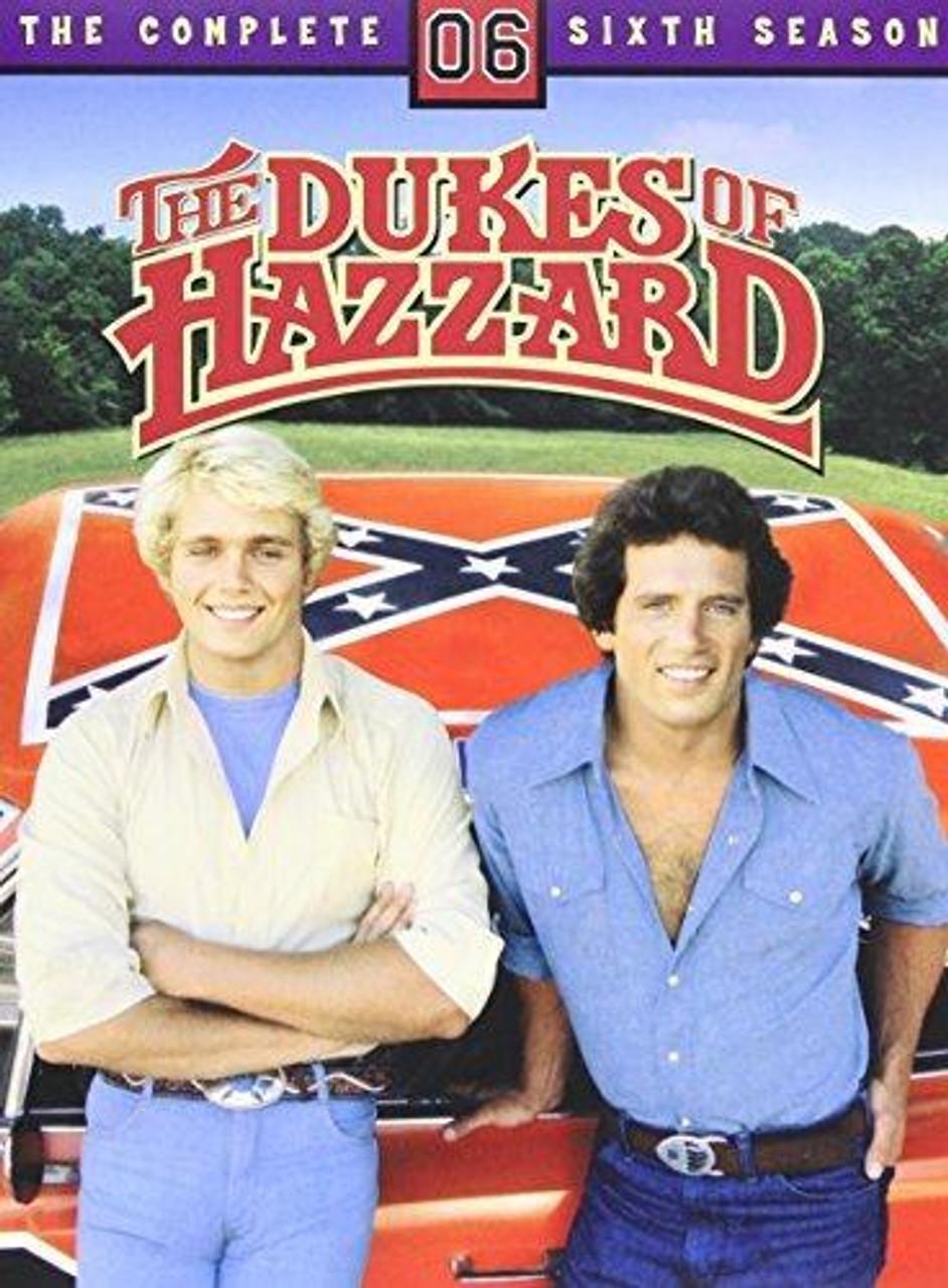 """Dukes of Hazzard"" Season SIX DVD Set"