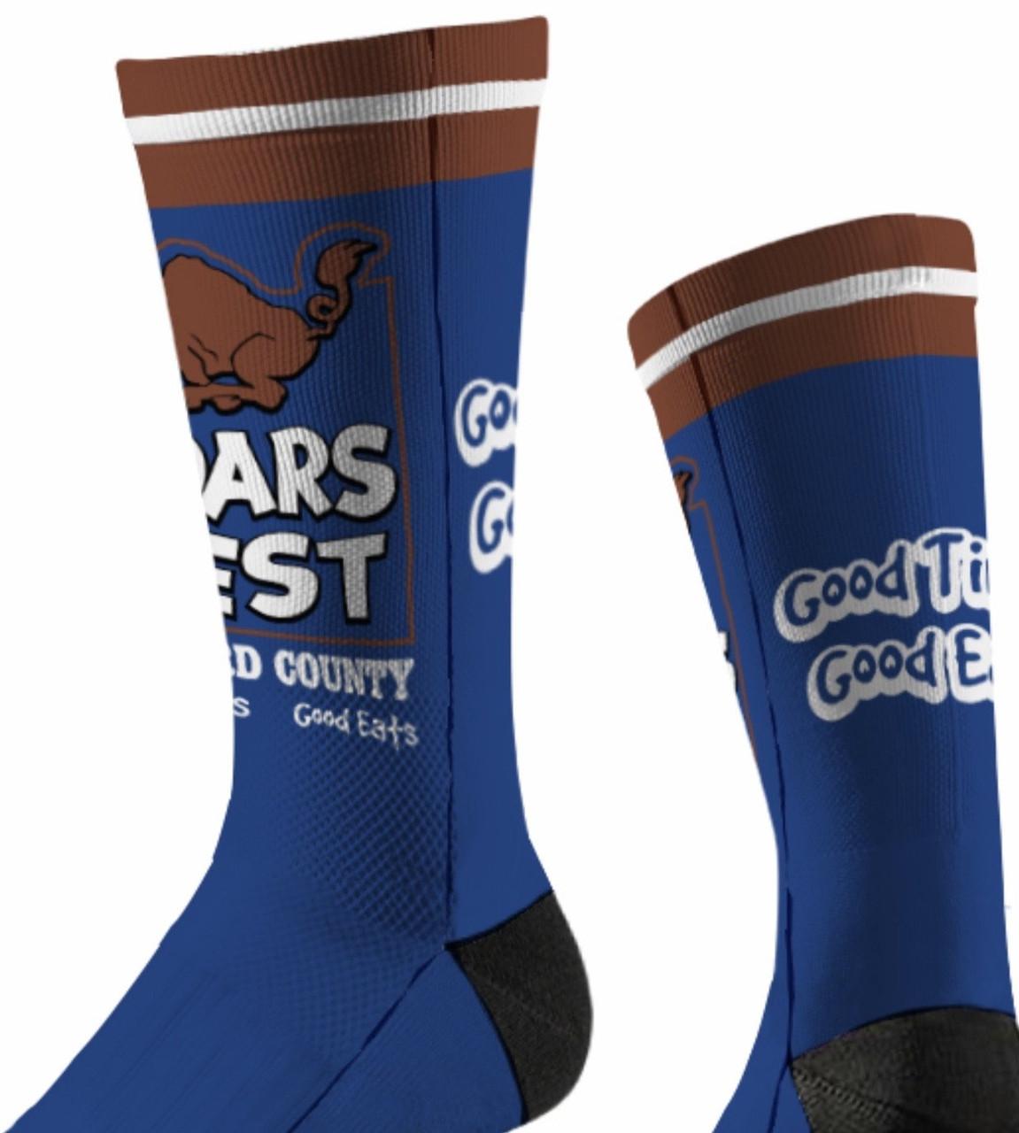 Boars Nest Socks