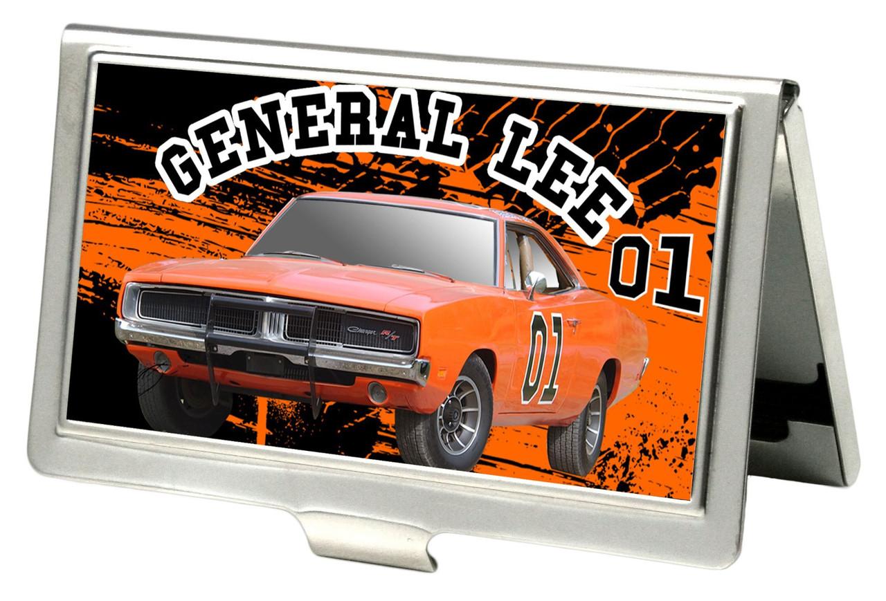 General Lee Business Card Holder