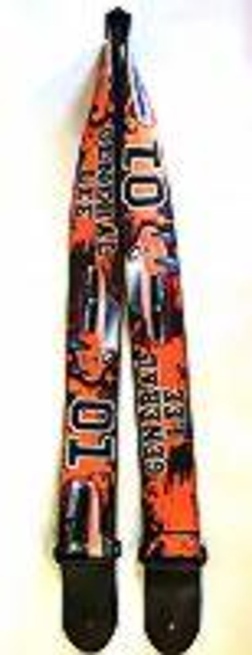 Cooter's Guitar Strap General Lee 01