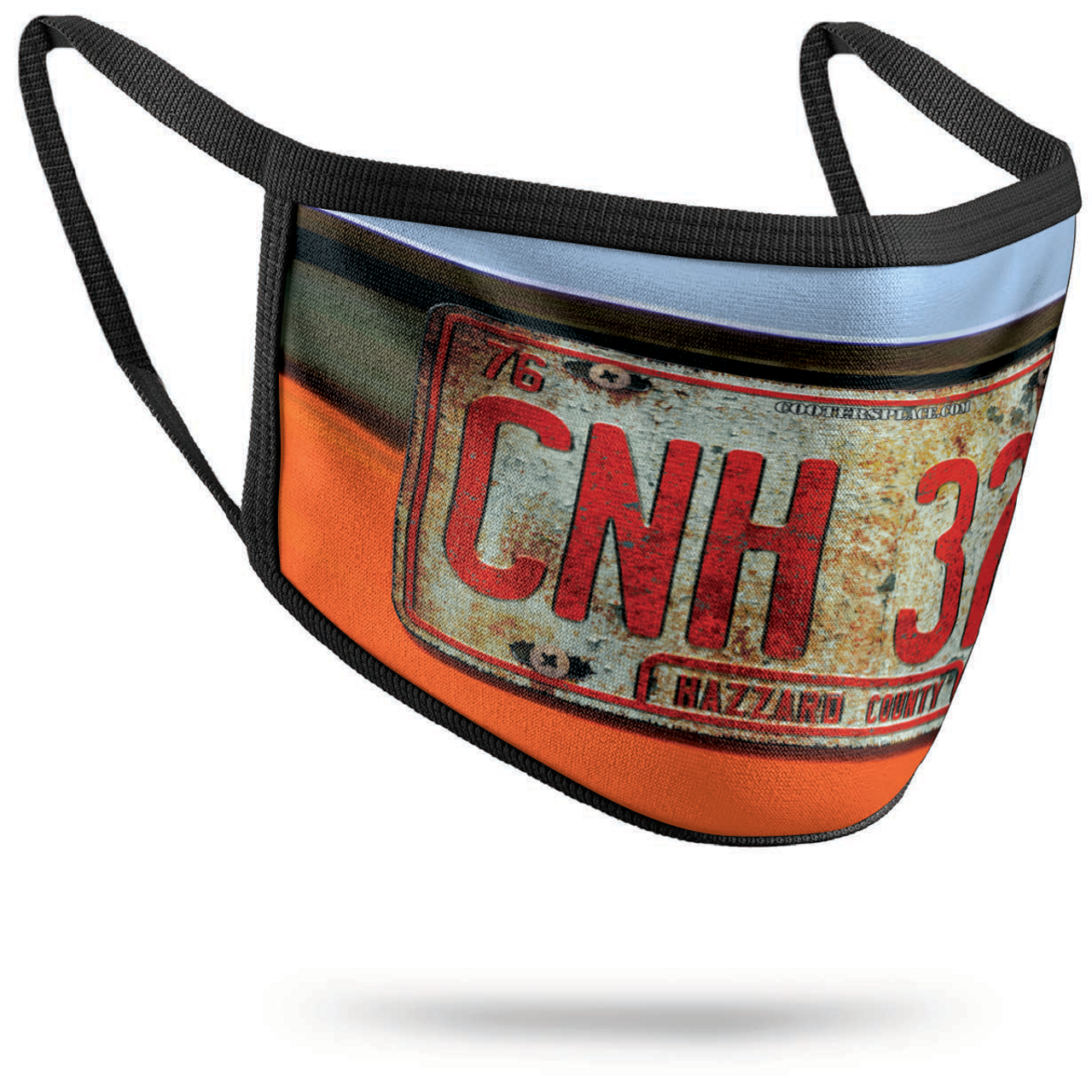 Rustic CNH-320- Face Cover Made in USA