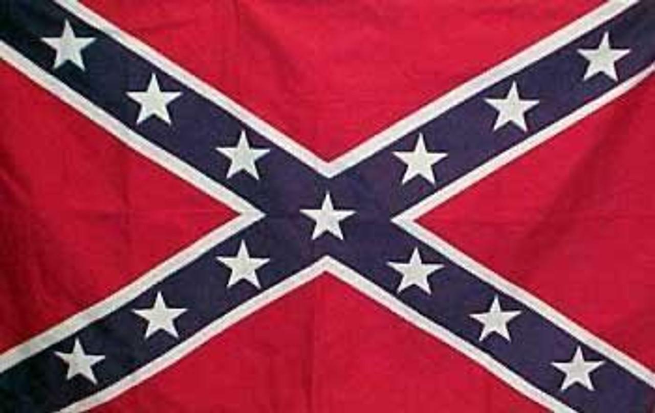 Fringe Pillow Confederate