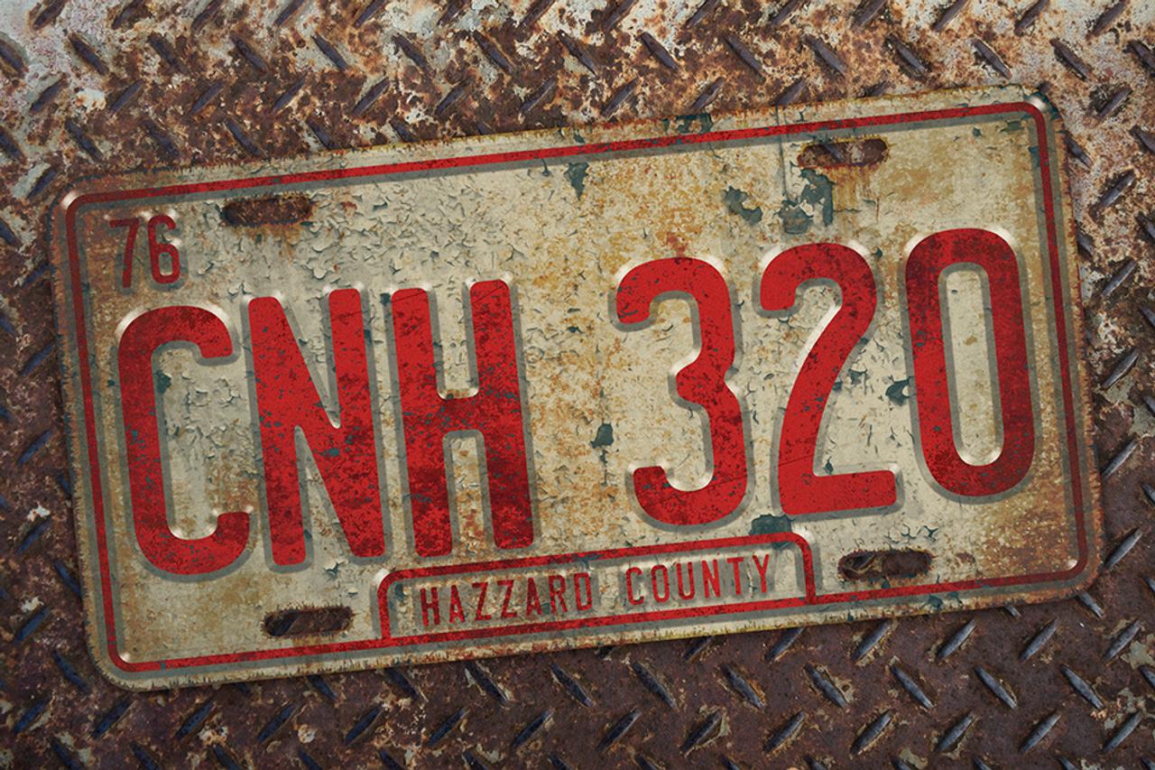 Postcard CNH-320