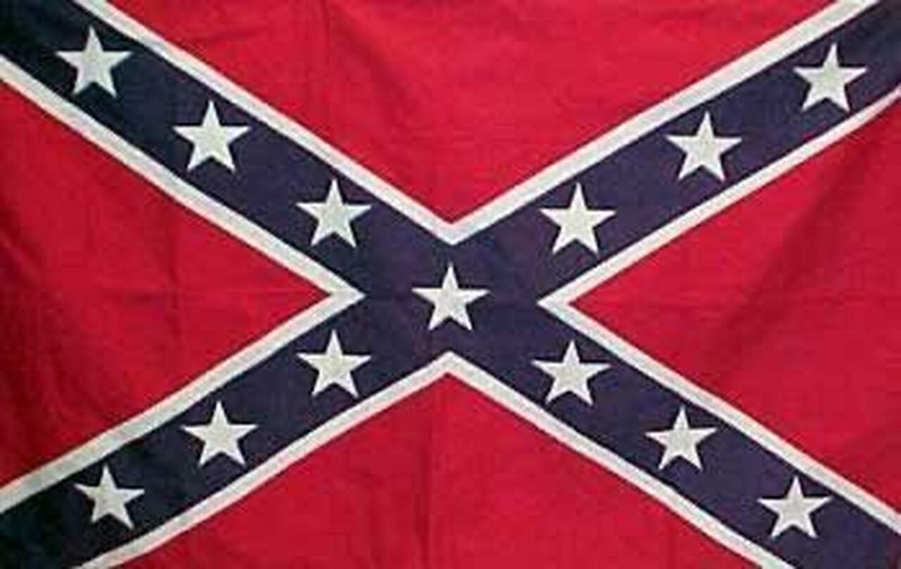 Throw Pillow Confederate