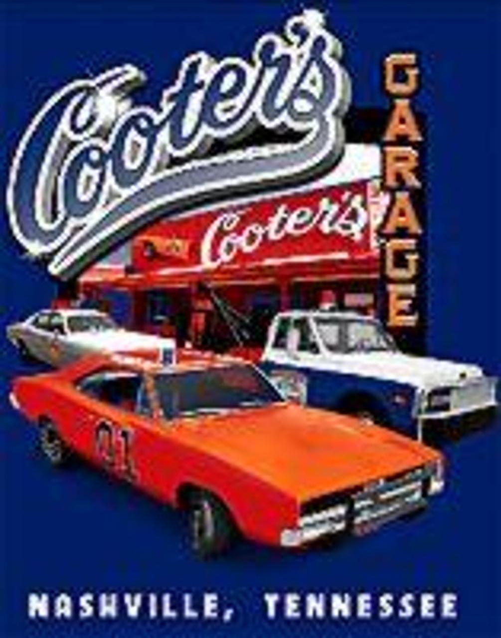 Magnet Cooter's Garage Nashville