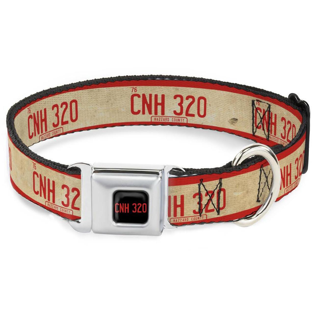 CNH-320 General Lee  Dog Collar