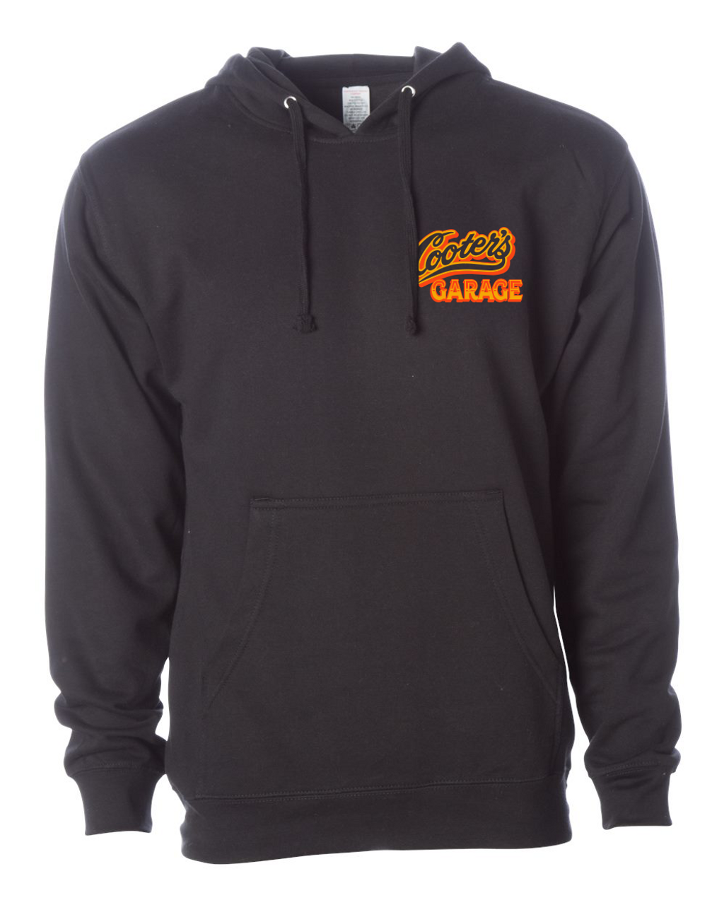Cars of Hazzard Pullover Hoodie