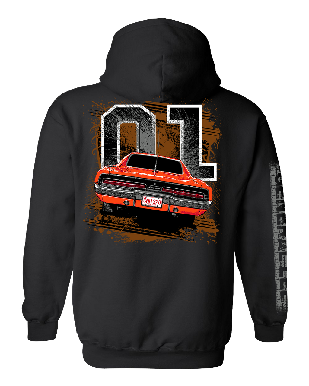 Wouldn't Change If I Could Pullover Hoodie