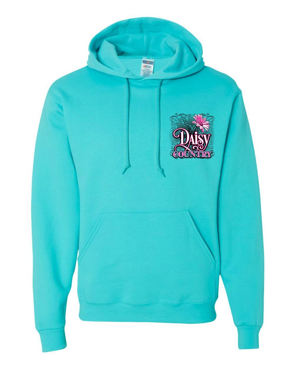 Daisy Good Ol' Girl No Harm Pullover Hoodie