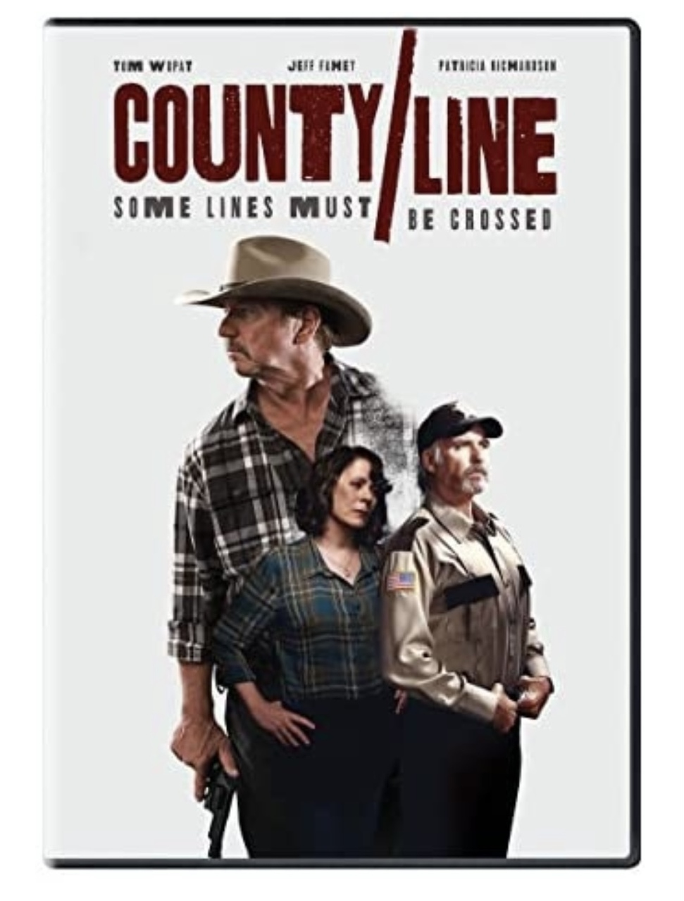 "Tom Wopat DVD  ""County Line"""
