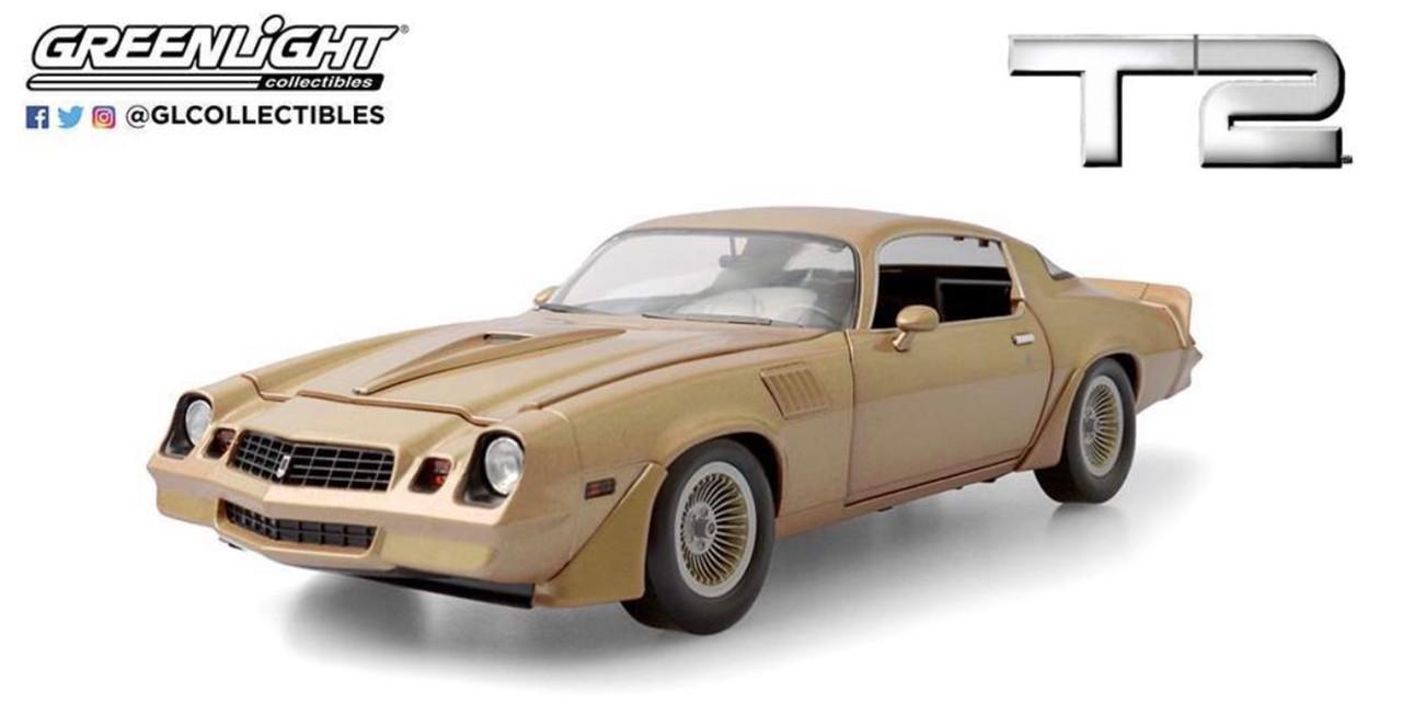 1:18 Terminator 2: Judgment Day (1991) - 1979 Chevrolet Camaro Z/28