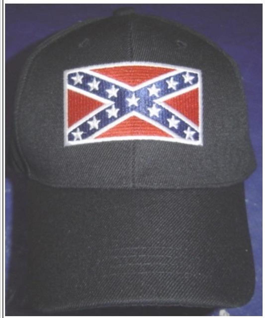 Rebel Battle Hat