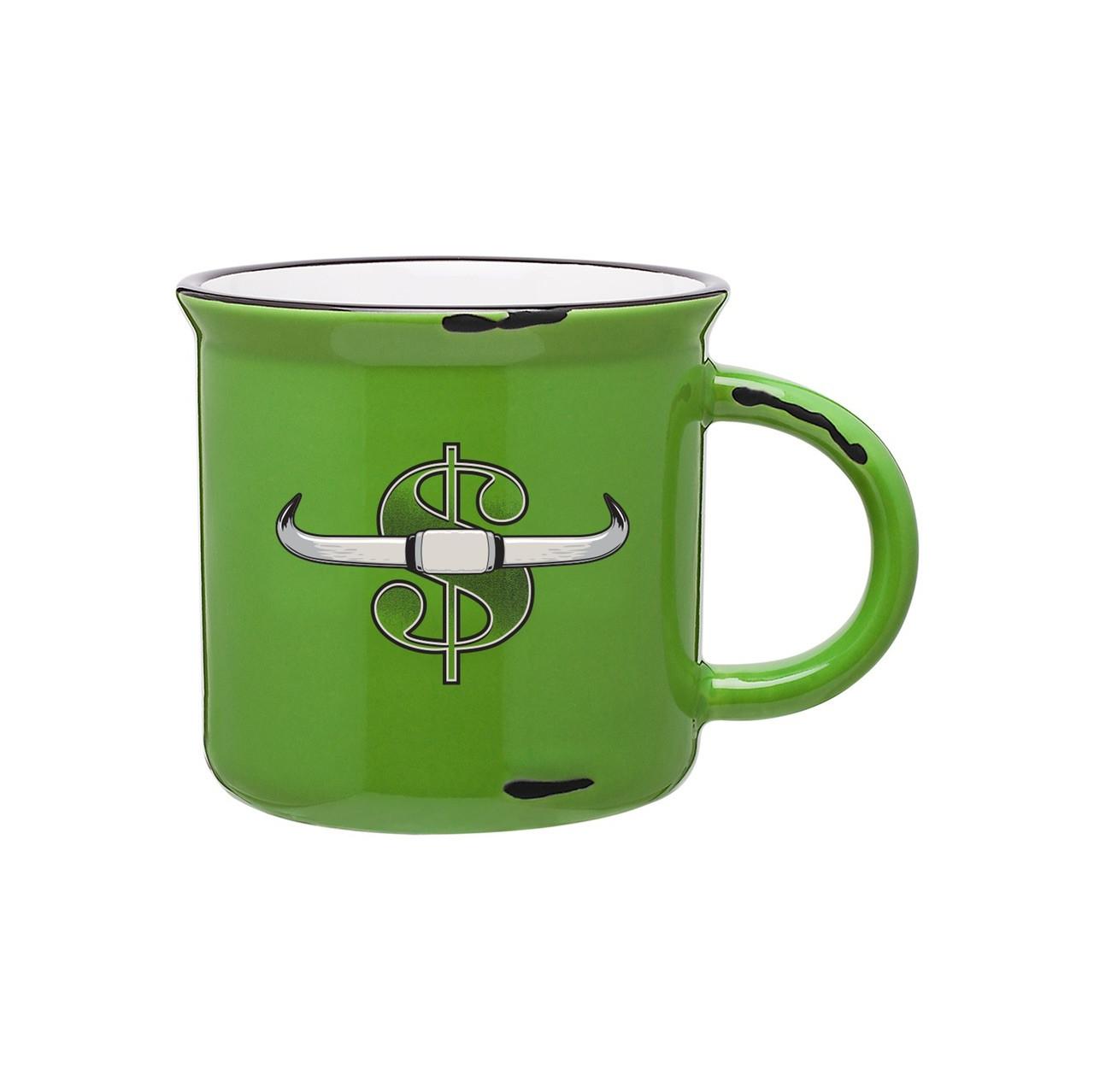 Boss Hogg Vintage Coffee Cup (15oz)