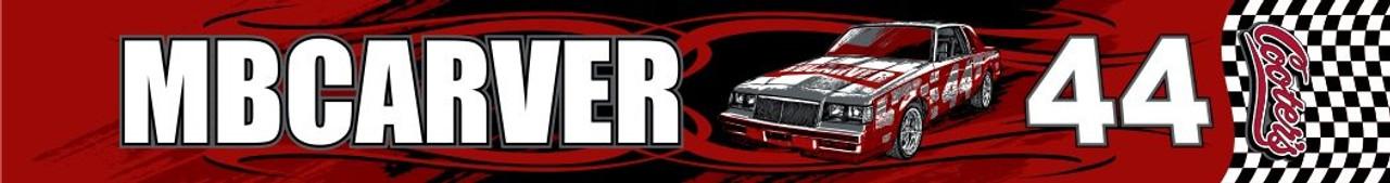 MBCarver Race Car Pencil (Bo's Race Car)