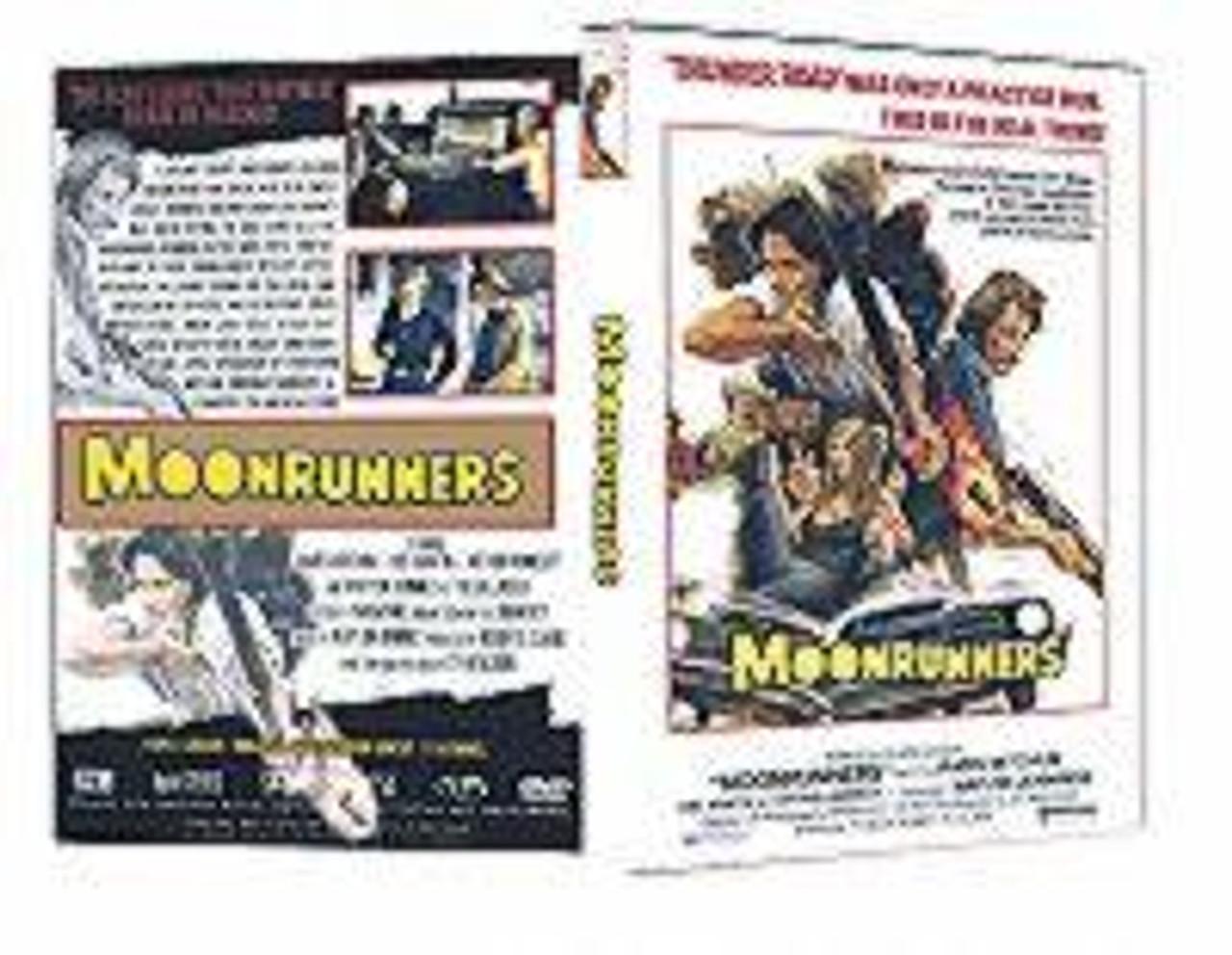 MOONRUNNERS Movie DVD