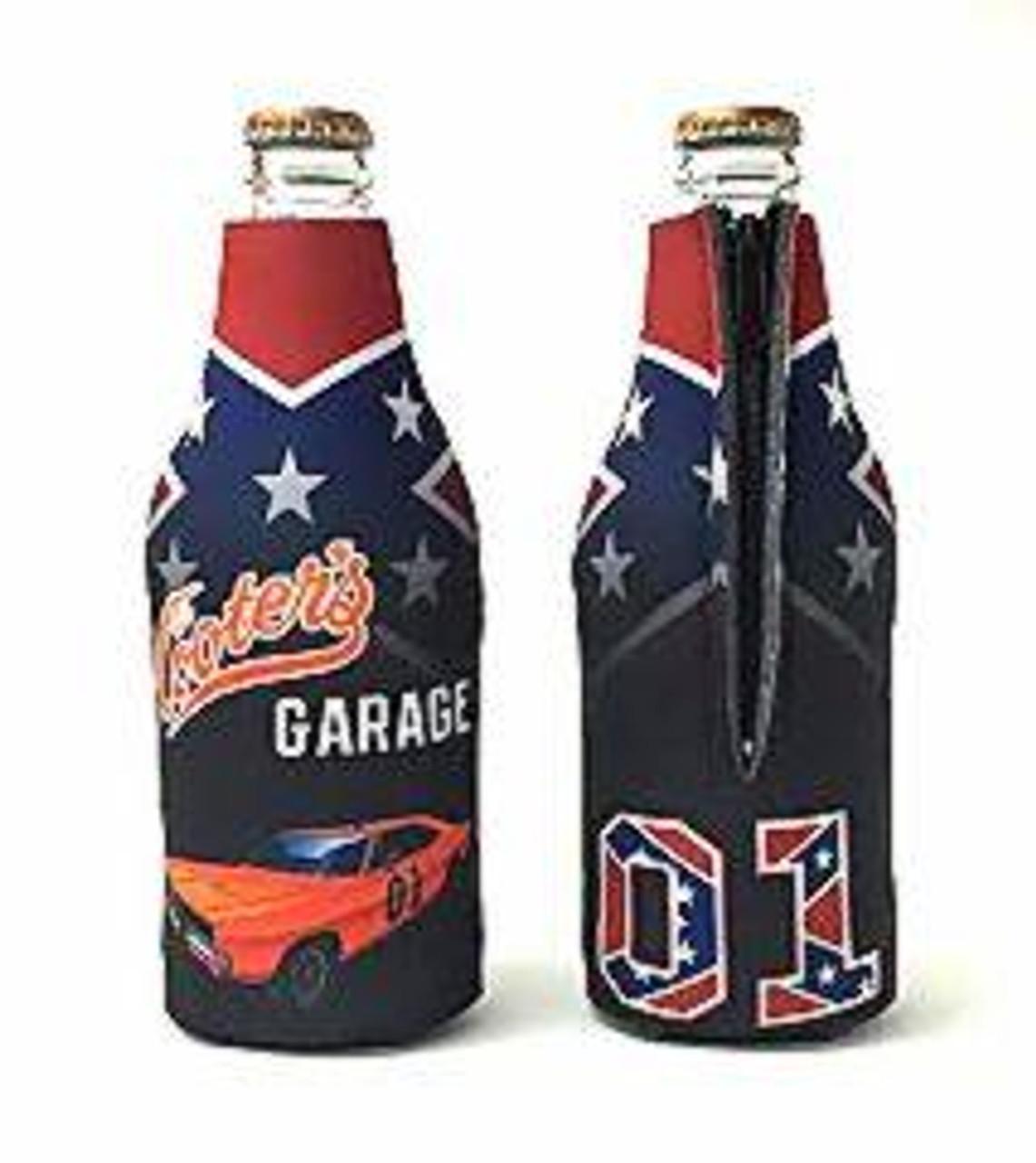 Cooter's Rebel General Lee Bottle Coolie