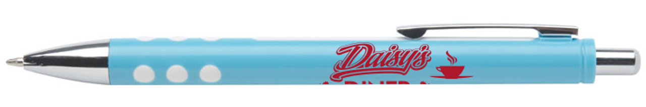 Daisy Blue Ink Pen