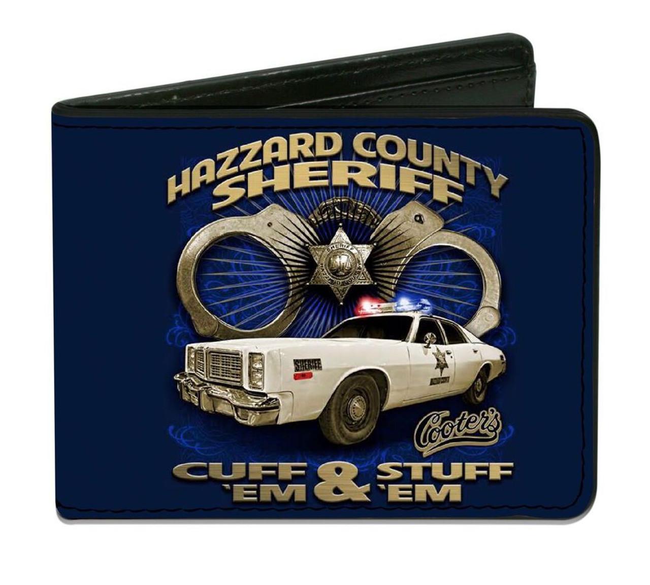 Hazzard County Sheriff Wallet