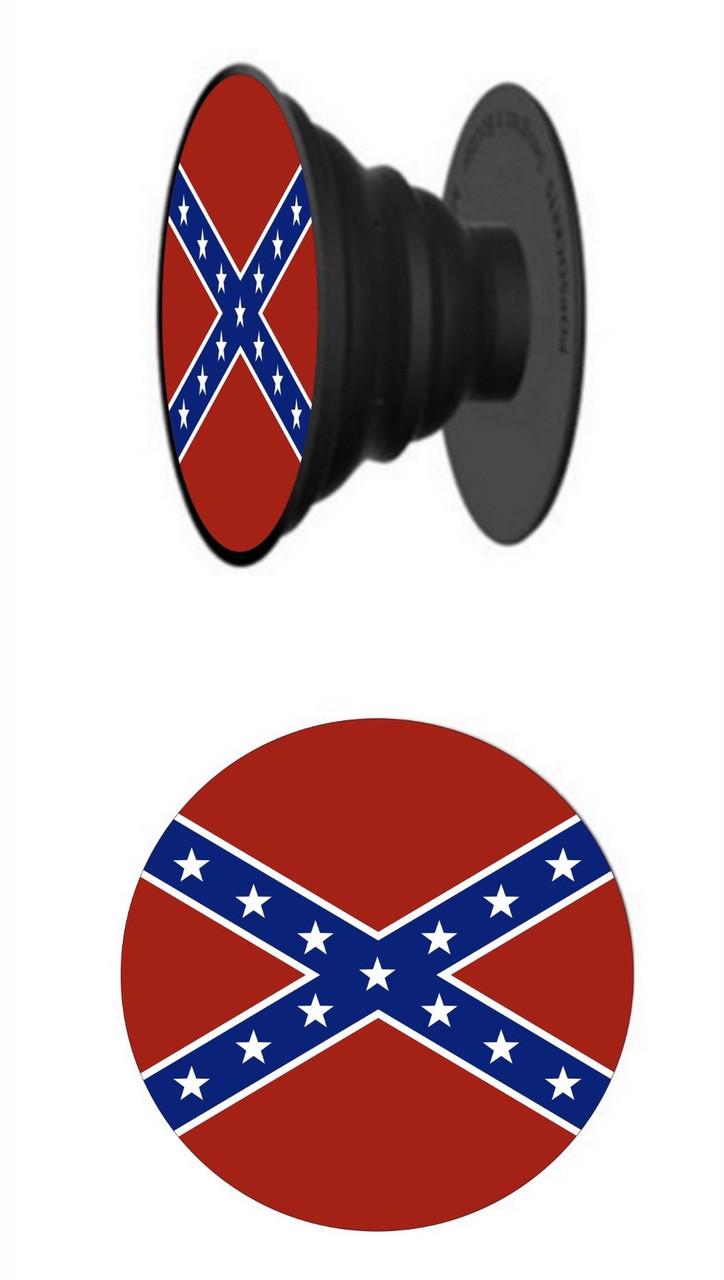 Confederate Flag Phone Popper
