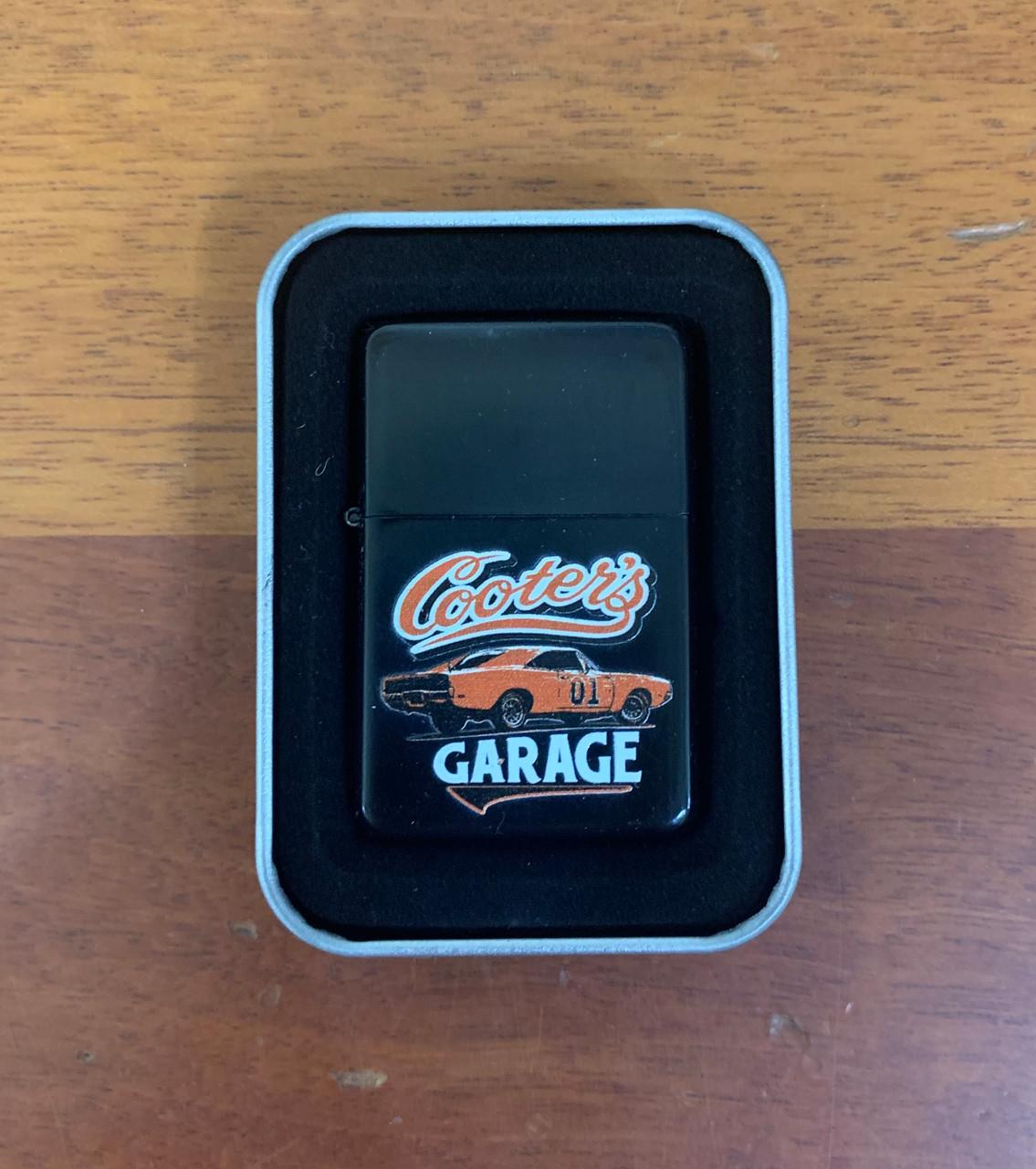 Cooter's Garage General Lee Flip Top Lighter