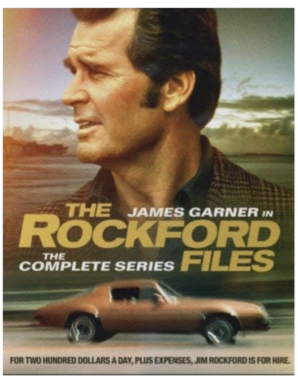 The Rockford Files - The Complete Series DVD