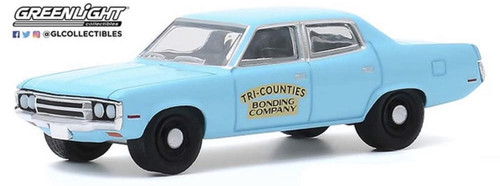 1:64 1971 AMC Matador Tri-Counties Bonding Company (Hobby Exclusive)