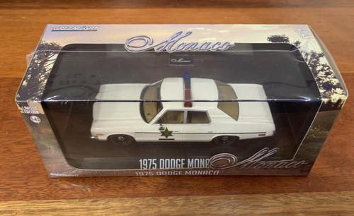1:43 Hazzard County Sheriff Car - 1975 Dodge Monaco