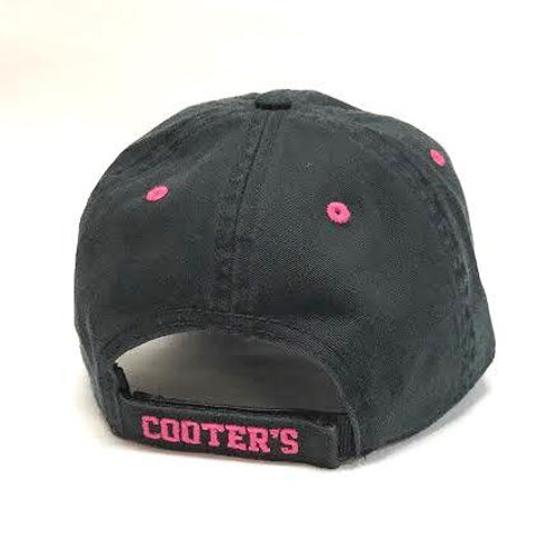 Cooter's Ladies Rectangle 01 Patch Adjustable Hat