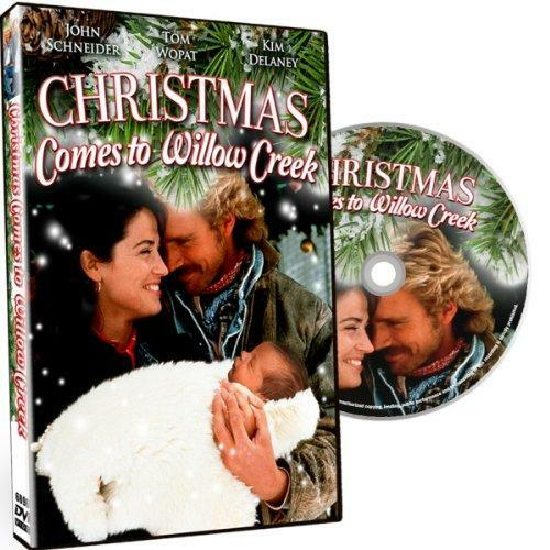 Christmas Comes to Willow Creek DVD