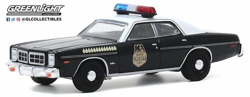 1:64 Scale 1977 Dodge Monaco Hatchapee County Sheriff