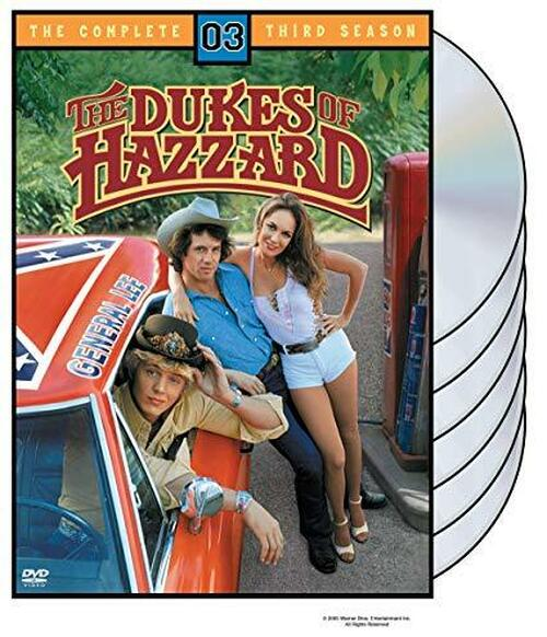 """""""Dukes of Hazzard"""" Season THREE DVD Set"""