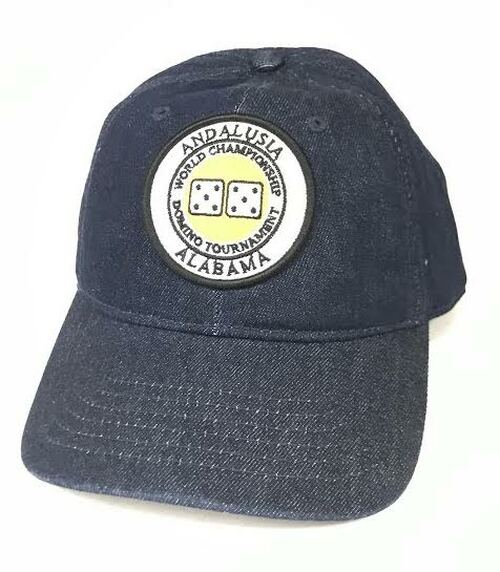 Autographed Dominos Hat HT53