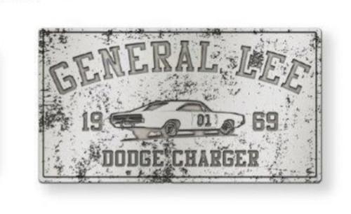 Vintage General Lee Belt Buckle