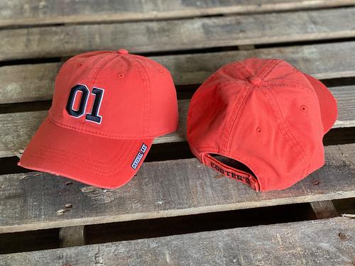 Cooter's Orange 01 Adjustable Hat