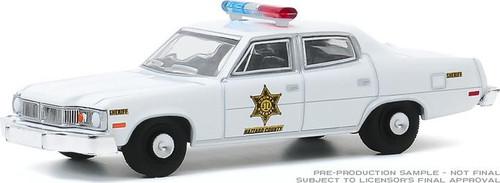 1:64 1974 AMC Matador - Hazzard County Sheriff