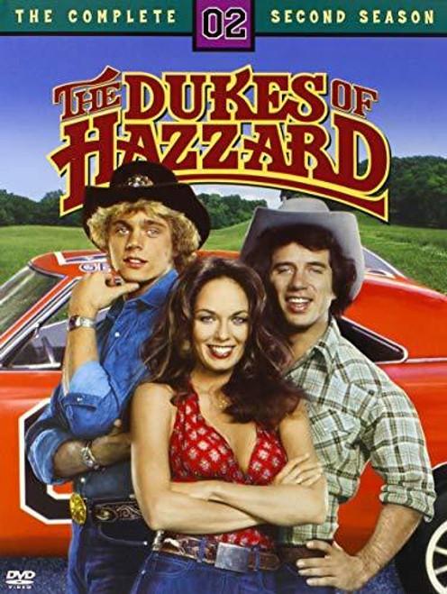 """""""Dukes of Hazzard"""" Season TWO DVD Set"""