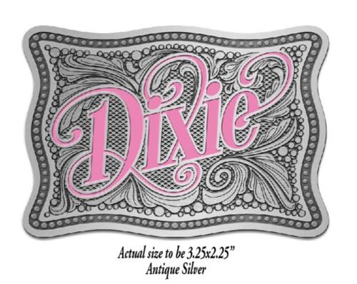 Dixie Belt Buckle