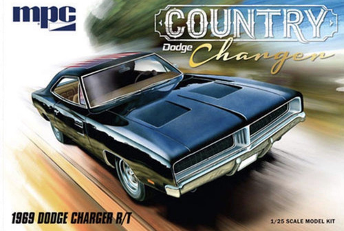 """1969 Dodge """"Country Charger"""" R/T (Model Kit)"""