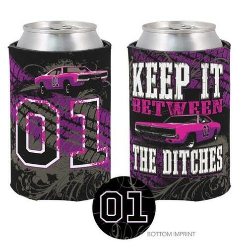 Can Coolie Keep It Between The Ditches Black/Pink