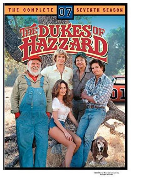 """Dukes of Hazzard"" Season SEVEN DVD Set"