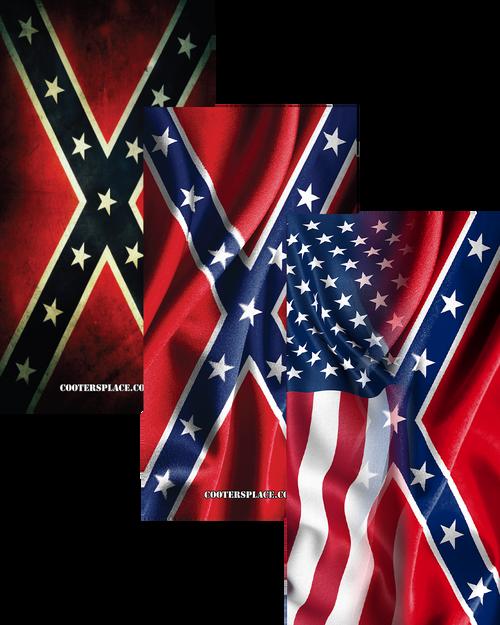 Gaiter Collection Wavy Flag, Vintage Flag & Blended Flag (Made in  USA