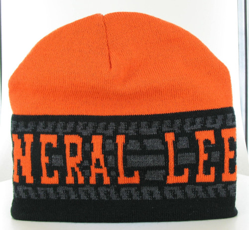 Cooter's General Lee Tire Tracks Beanie