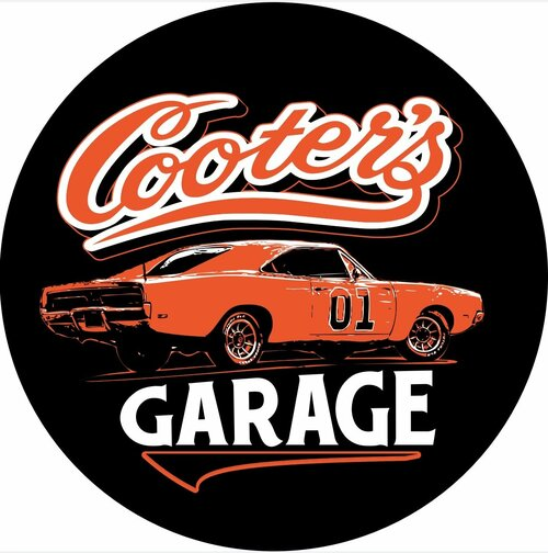 Cooter's Garage Phone Popper