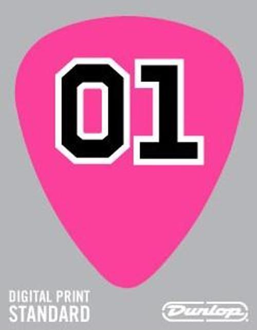 Guitar Pick 01