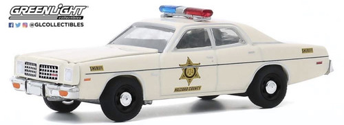"1:64 1975 Dodge Coronet ""Hazzard County Sheriff"""