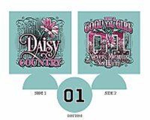 Can Coolie Daisy Good Ol' Girl Scuba